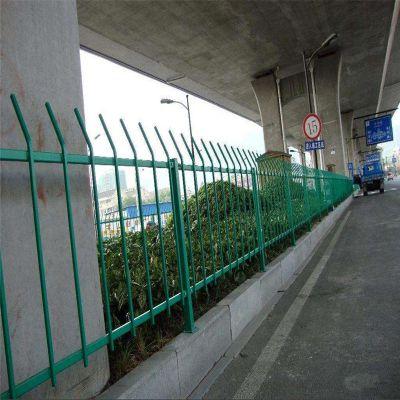 路边花池围栏 绿化隔离栏杆 绿化园艺护栏