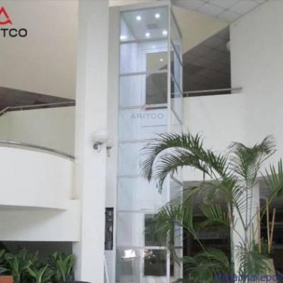 恒久定制家用电梯、3层家用电梯、别野小型电梯、家用微型电梯、操作简单电梯