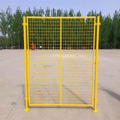 车间浸塑护栏网 车间隔离防护网 仓库隔离带