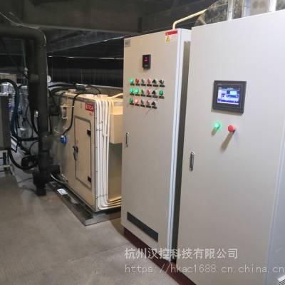 西门子S7300 恒温恒湿空调自控系统全自动控制