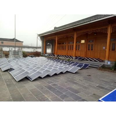 济南太阳能路灯厂家 厂家销售一体化太阳能路灯 40W太阳能路灯一套价格 鸿泰照明