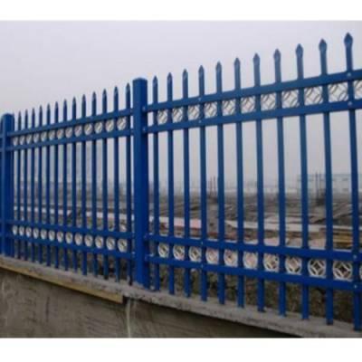 小区锌钢护栏一米多少钱 小区锌钢护栏生产厂家 鲁恒