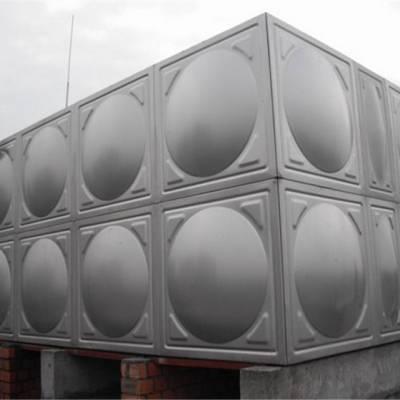 郑州圆形不锈钢水箱价格厂家 新闻家庭不锈钢水箱