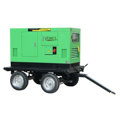 25KW单三相输出500A柴油发电电焊机