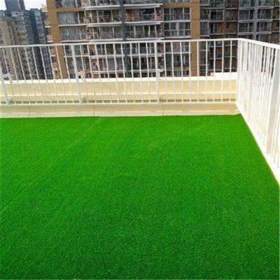 人造仿真草坪施工 仿真草皮照片 室内假草皮
