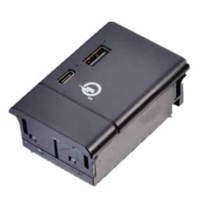 桌面嵌入式30W PD多口充电模块公司报价