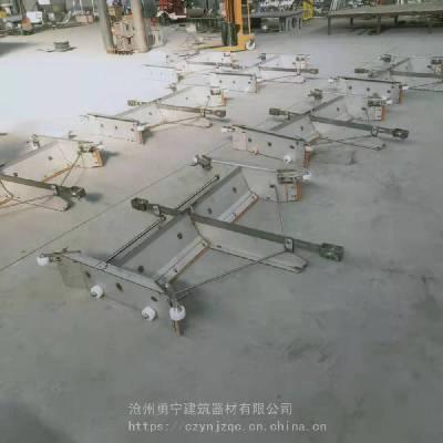 厂家生产 不锈钢刮粪机 全自动羊舍刮粪机 粪道清粪机