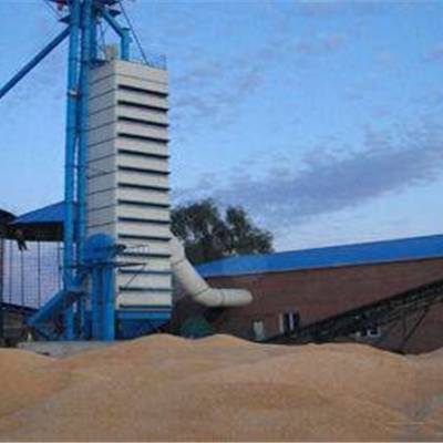 塔式粮食烘干机型号-四川省塔式粮食烘干机-华茂机械公司