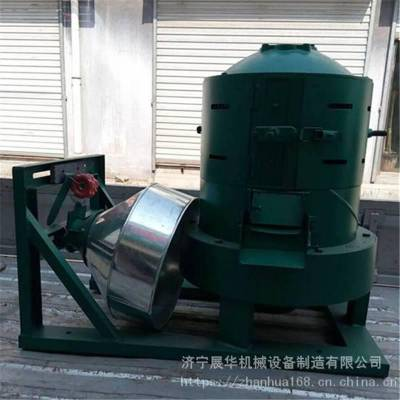 展华机械操作方便玉米制糁机电动高产去皮碾米机