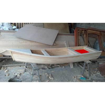 现货销售山东济宁木质欧式船5米的尺寸