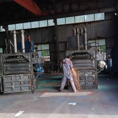 整机供应废纸液压打包机 多功能电动液压打包机 油漆桶压缩打包机