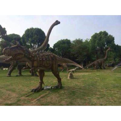 侏罗纪恐龙展租赁大型恐龙展览侏罗纪科普恐龙展睦林