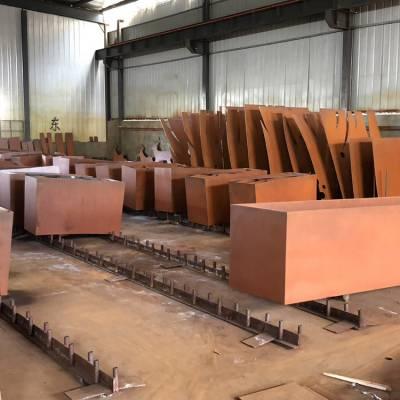 卓纳钢铁 09cupcrnia耐候板厂家 专业09cupcrnia耐候板厂家
