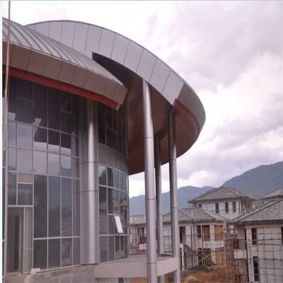 深圳双曲铝单板多少钱,双曲铝单板定制厂家.金属天花幕墙价格