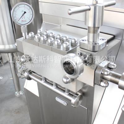 不锈钢羊奶生产线 羊奶设备厂家直销 半自动羊奶加工设备