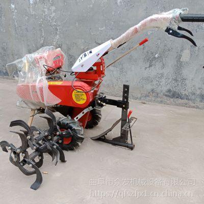 土壤耕整机械 山地垦荒用旋耕机 柴油大马力除草机