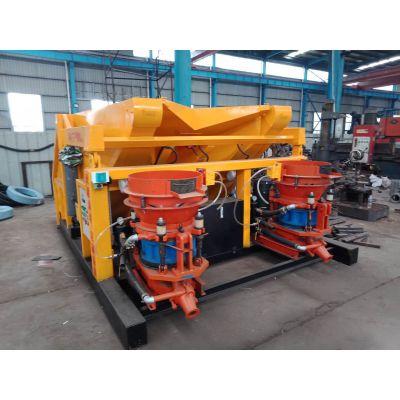 混凝土自动上料喷浆机厂家直销吊装式喷浆机组价格优惠