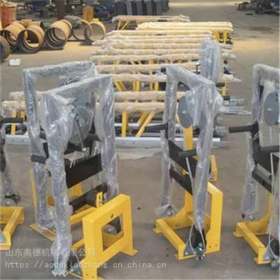 厂家直销混凝土道路摊铺机 订做框架振动梁 手摇牵引框架整平机