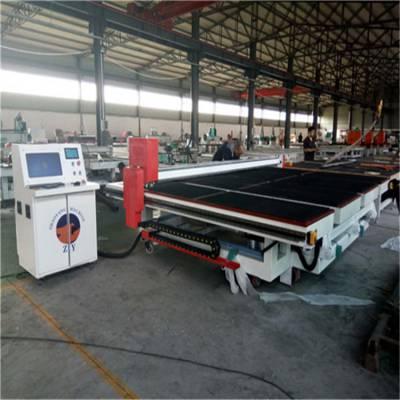 济南玻璃切割机厂,数玻璃切割机,玻切割流水线,玻璃喷砂机,