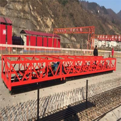 路面工程三滚轴摊铺设备 桥梁隧道专用三滚轴摊铺机 米数可定制