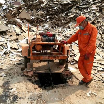 污水井抓斗车 污水管道清淤设备 污水管道疏通设备 天泽