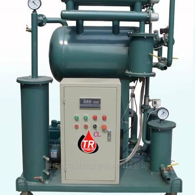 通瑞ZJB-30变压器油加热式单级真空过滤滤油机