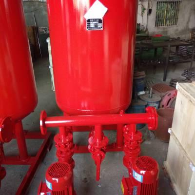 高位水箱消防增压设备ZW(L)-I-XZ-10 SQL1000*0.6 气压罐 消防增压设备