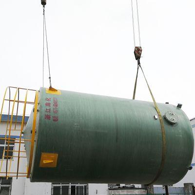 南化—浙江PVC-FRP复合储罐/次氯酸储罐/厂家直销/耐酸碱