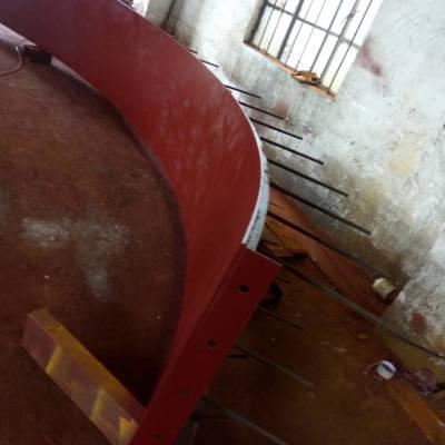 盾构钢环 地铁预埋钢环 洞门密封钢环分块加工支撑保圆