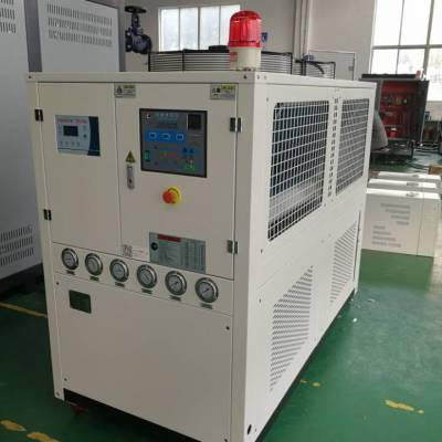 衢州10匹冷水机价格 冷冻机组 温控设备组