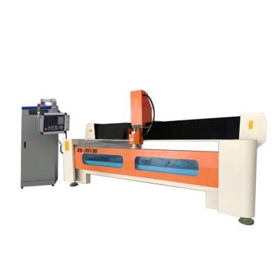 厂家全自动大理石石英石加工中心 橱柜窗台磨平机 石材加工磨边设备效率高