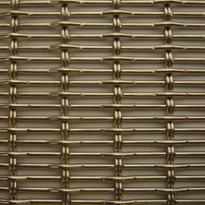 隔断装饰网规格 螺旋金属网帘定制 优质金属帘网 外墙装饰网