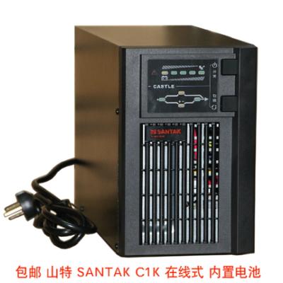 深圳山特UPS电源1KVA/900W单进单出UPS电源厂家
