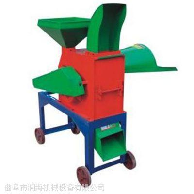 高产量秸秆牧草铡草机 牛羊喂养草料粉丝揉丝机 自动化铡草机厂家