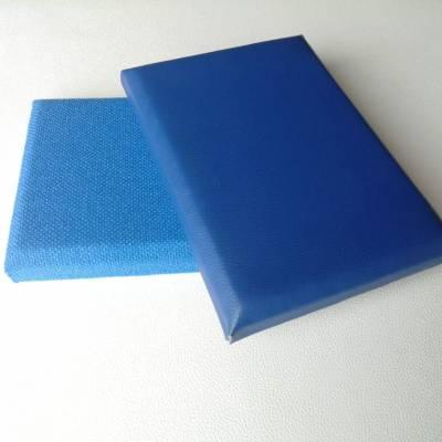 A级环保吸音板 厂家直销优质阻燃吸音软包