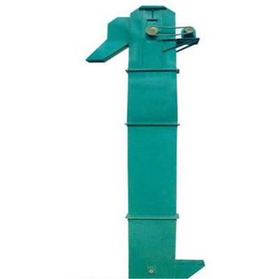 环链挖斗式提升机 水泥粉翻斗式上料机 建筑用高距离送料机Lj3