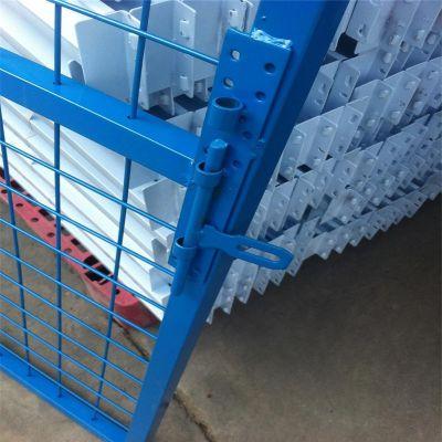 快递分拣隔离栏 厂区隔离栏现货 厂家定做车间防护网