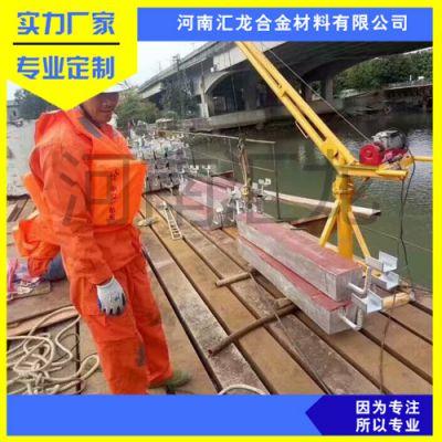 汇龙河南外加电流阴极保护施工 原水管道阴极保护施工生产公司