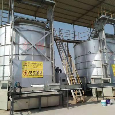 厂家加工制作鸡粪发酵罐 鹤壁东海发酵罐 大型粪污处理设备 20吨发酵罐