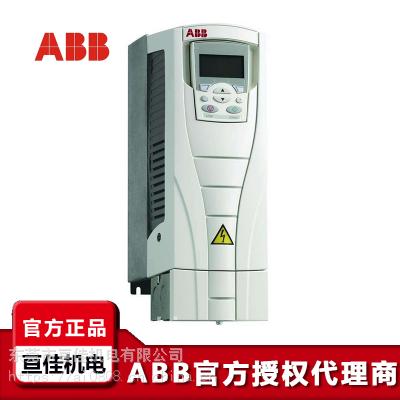 ABB变频器 ACS550-01-195A-4+B055 风机水泵专用