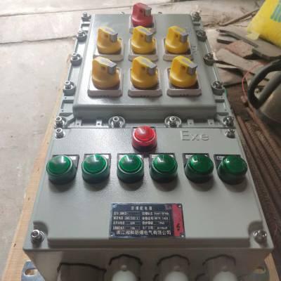 防爆配电箱控制柜动力照明箱电源控制箱仪表箱插销箱隔爆增安空箱