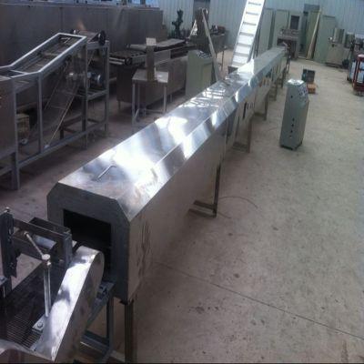 杭州大型饼干生产线设备 全自动饼干机 做饼干需要什么设备 朗正机械