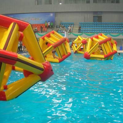 河南水上健身充气跑步机 夏季娱乐休闲新款跑步机一件起批