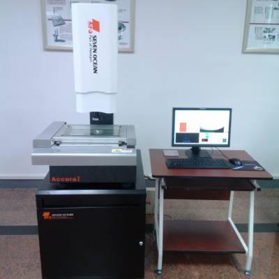 海克斯康 Eagle系列手动影像测量仪 测量精准