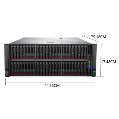 成都总代理惠普(HP)HPE服务器 DL580 G10/Gen10 4U机架式高端服务器主机