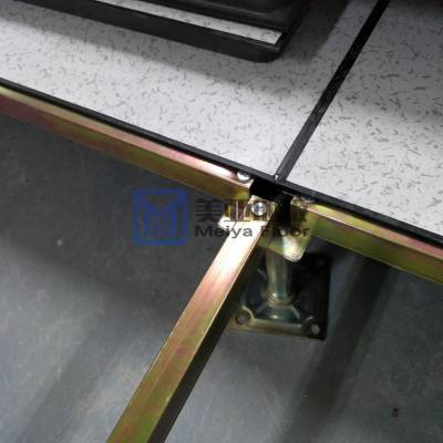 静电地板 架空地板 全钢防静电地板 工厂推荐 美亚防静电地板