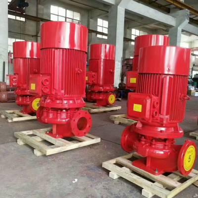 消防水鹤泵选型XBD5.0/30G-L 2级电机 配星三角控制柜 增压稳压设备
