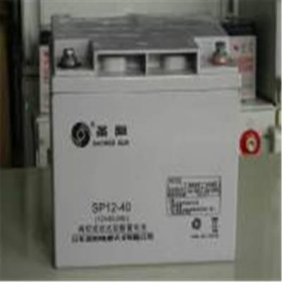 圣阳蓄电池SP12-200报价及详细尺寸