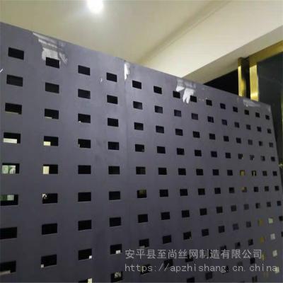 瓷砖网孔板 挂瓷砖冲孔板 冲孔板展示架生产厂家