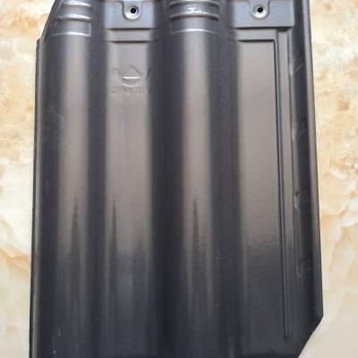 连锁瓦斜角瓦全瓷彩瓦工程全瓷欧式连锁瓦s瓦厂家